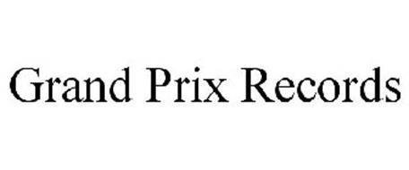 GRAND PRIX RECORDS