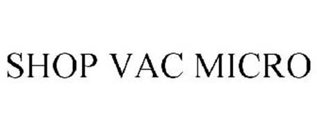 SHOP VAC MICRO