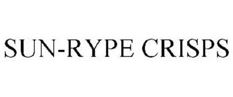 SUN-RYPE CRISPS
