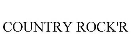 COUNTRY ROCK'R
