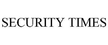 SECURITY TIMES