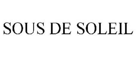 SOUS DE SOLEIL
