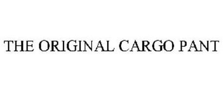 THE ORIGINAL CARGO PANT