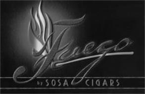 FUEGO BY SOSA CIGARS