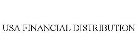 USA FINANCIAL DISTRIBUTION