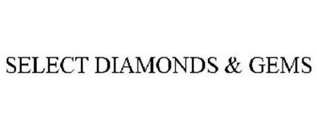 SELECT DIAMONDS & GEMS