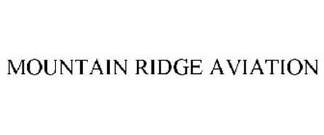 MOUNTAIN RIDGE AVIATION