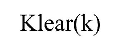 KLEAR(K)