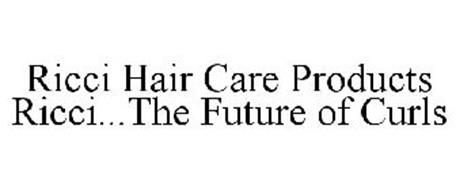 RICCI HAIR CARE PRODUCTS RICCI...THE FUTURE OF CURLS