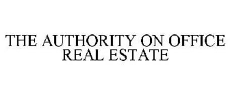 THE AUTHORITY ON OFFICE REAL ESTATE