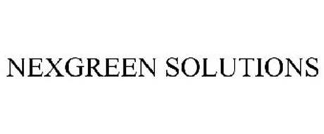 NEXGREEN SOLUTIONS