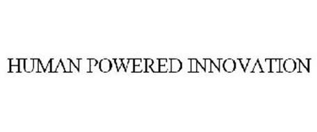 HUMAN POWERED INNOVATION