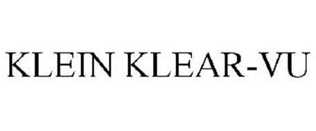 KLEIN KLEAR-VU