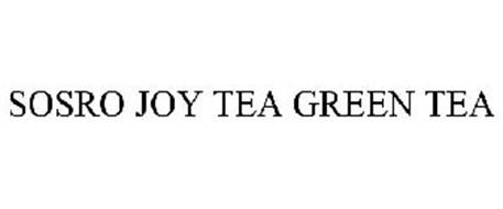 SOSRO JOY TEA GREEN TEA
