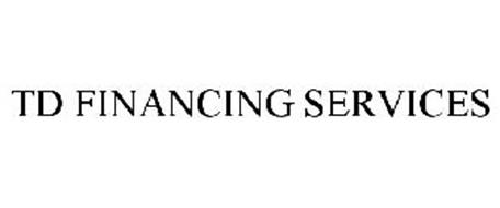TD FINANCING SERVICES