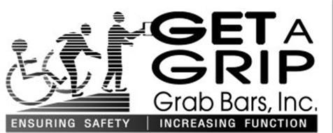 GET A GRIP GRAB BARS INC. ENSURING SAFETY INCREASING FUNCTION