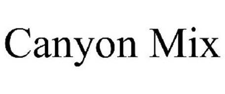 CANYON MIX