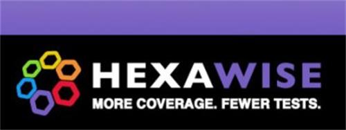 HEXAWISE MORE COVERAGE. FEWER TESTS.