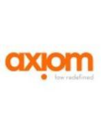 AXIOM LAW REDEFINED