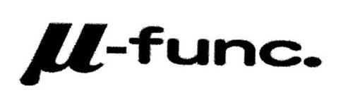 µ-FUNC.
