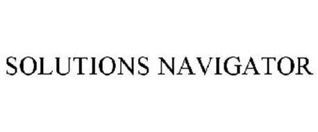 SOLUTIONS NAVIGATOR