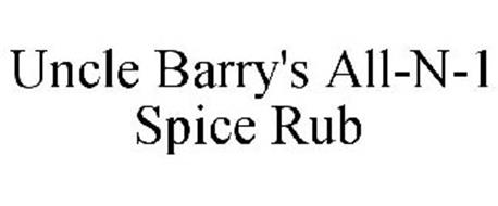 UNCLE BARRY'S ALL-N-1 SPICE RUB