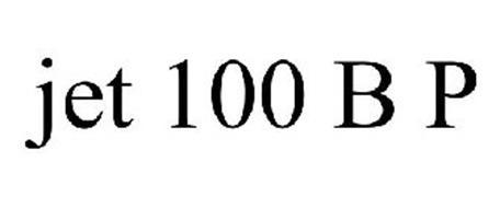 JET 100 B P