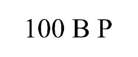 100 B P