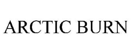 ARCTIC BURN