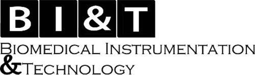 BI&T BIOMEDICAL INSTRUMENTATION & TECHNOLOGY