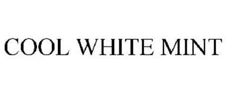COOL WHITE MINT