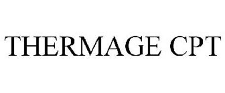 THERMAGE CPT