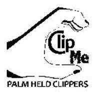 CLIP ME PALM HELD CLIPPERS