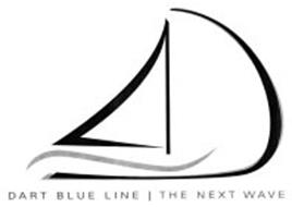D DART BLUE LINE THE NEXT WAVE
