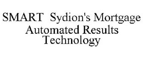 SMART SYDION'S MORTGAGE AUTOMATED RESULTS TECHNOLOGY