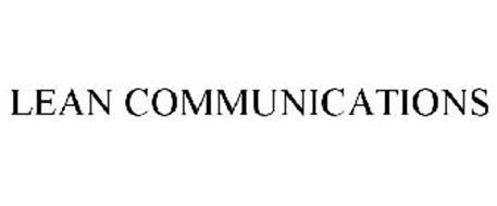 LEAN COMMUNICATIONS