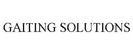 GAITING SOLUTIONS