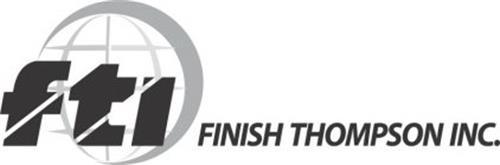 FINISH THOMPSON INC. FTI