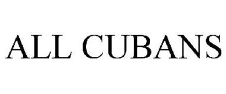 ALL CUBANS