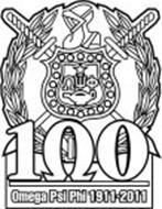 1 0 OMEGA PSI PHI 1911-2011