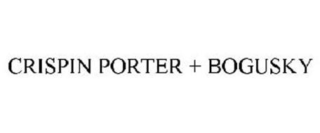 CRISPIN PORTER + BOGUSKY