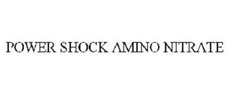 POWER SHOCK AMINO NITRATE