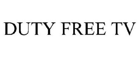 DUTY FREE TV