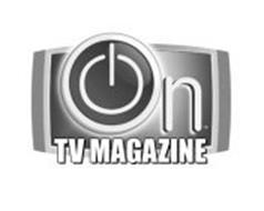 ON TV MAGAZINE