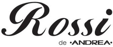 ROSSI DE ·ANDREA·