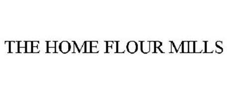 THE HOME FLOUR MILLS