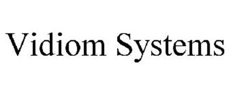 VIDIOM SYSTEMS