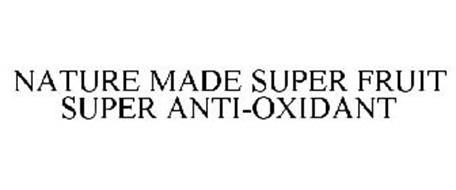 NATURE MADE SUPER FRUIT SUPER ANTI-OXIDANT