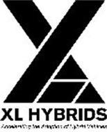 XL XL HYBRIDS ACCELERATING THE ADOPTION OF HYBRID VEHICLES