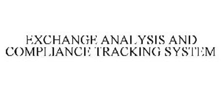 EXCHANGE ANALYSIS AND COMPLIANCE TRACKING SYSTEM